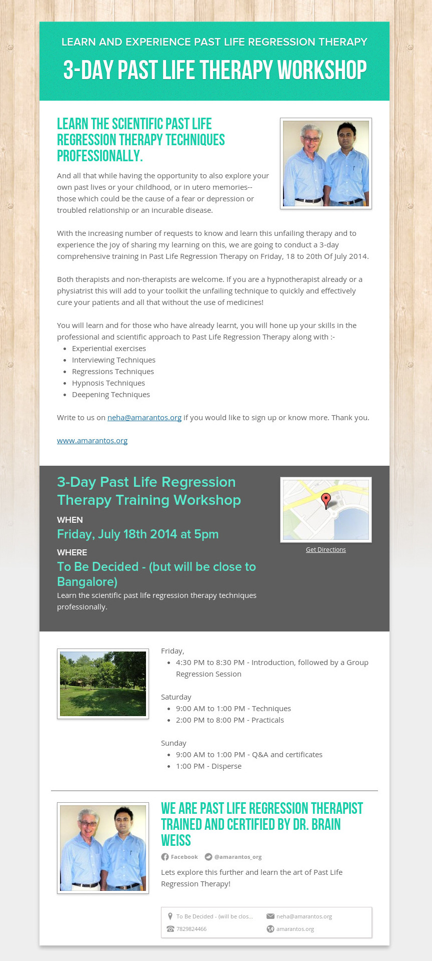 3-day-past-life-therapy-workshop